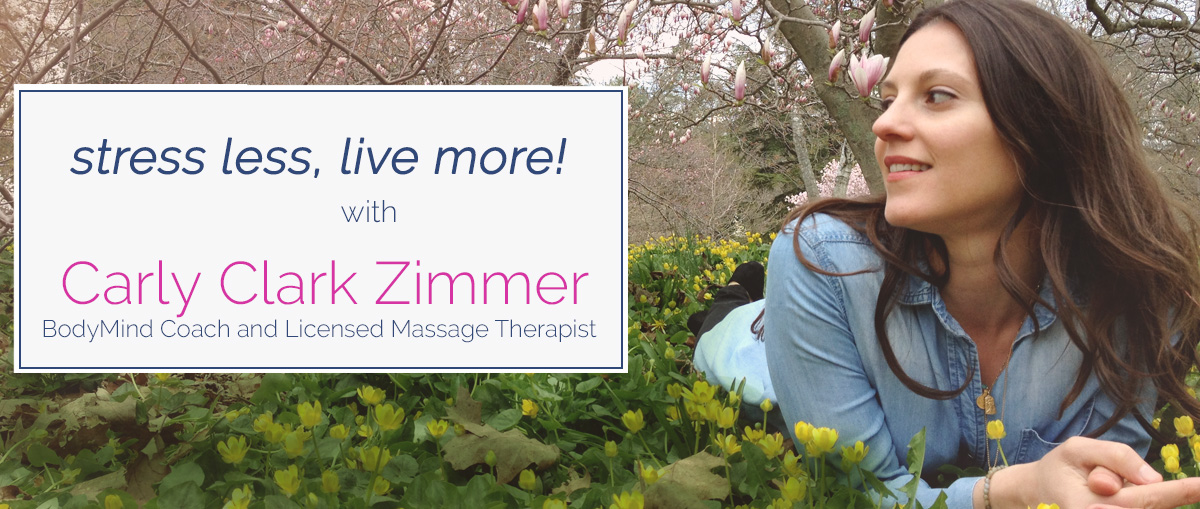 Carly Clark Zimmer – BodyMind Coach and Massage Licensed Therapist